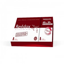 REVIDOX - 30 cápsulas + 30 cápsulas de REGALO
