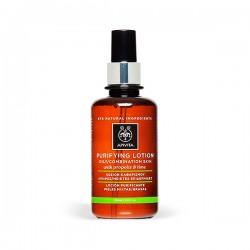 Apivita CLEANSING Loción Tónica Purificante Piel Grasa y Mixta - 200 ml