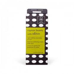 Apivita EXPRESS BEAUTY Crema Exfoliante profunda - 2 x 8 ml