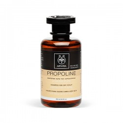 Apivita PROPOLINE Champú Cuero Cabelludo Seco - 250 ml