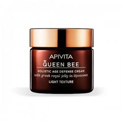 Apivita QUEEN BEE Crema Antienvejecimiento Holística Textura Ligera - 50 ml