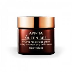 Apivita QUEEN BEE Crema Antienvejecimiento Holística Textura Rica - 50 ml