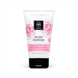 Apivita ROSE PEPPER Crema Exfoliante - 150 ml