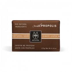 Apivita NATURAL SOAP Jabón con Propóleo - 125 g