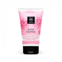 Apivita ROSE PEPPER Crema Reafirmante y Remodelante - 150 ml