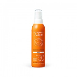 Avène SOLAR SPF 50+ Spray - 200 ml