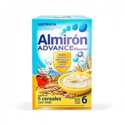 Almirón ADVANCE Papilla 8 Cereales con Miel - 400 g