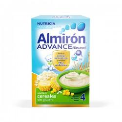 Almirón ADVANCE Papilla Cereales Sin Gluten - 600 g