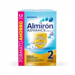 Almirón ADVANCE 2 Leche de Continuación - FORMATO AHORRO 1200 g
