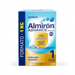 Almirón ADVANCE 1 Leche de Inicio - FORMATO AHORRO 1200 g