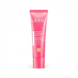 LIERAC Hydra-Chrono SABLE Teinté Gel-Crema Color- 30 ml