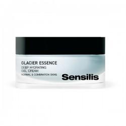 Sensilis GLACIER ESSENCE Gel-Crema Hidratante Pieles Normales y Mixtas - 50 ml