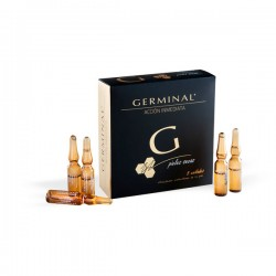 GERMINAL Acción Inmediata Pieles Secas - 5 ampollas