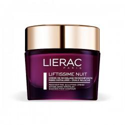 LIERAC Liftissime Crema Redefinidora Redensificante de Noche - 50 ml