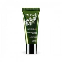 CAUDALÍE Polyphenol C15 Crema Antiarrugas Ojos y Labios - 15 ml