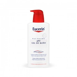 Eucerin Gel de Baño pH5 Piel Sensible - 1000 ml