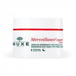 Nuxe Mervellance Expert Crema Antiarrugas de Noche - 50 ml