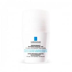 La Roche-Posay Desodorante Fisiológico 24h Roll-On - 50 ml