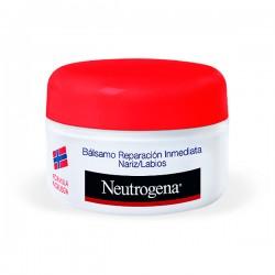 Neutrogena Bálsamo Reparación Inmediata Nariz y Labios - 15 ml