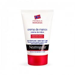 Neutrogena Crema de Manos Concentrada Sin perfume - 50 ml