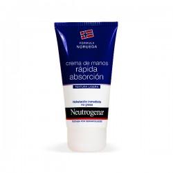 Neutrogena Crema Manos Rápida Absorción - 50 ml