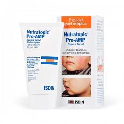 Nutratopic Pro-AMP Crema Facial Emoliente - 50 ml