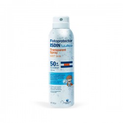 Fotoprotector ISDIN Spray Pediatrics Wet Skin SPF 50+ - 200 ml