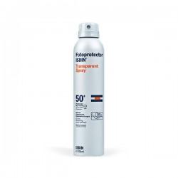 Fotoprotector ISDIN Spray Transparente SPF 50+ - 200 ml