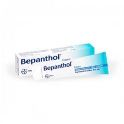 Bepanthol Crema Quemaduras Leves y Piel Agredida - 100 g