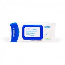 Mustela Toallitas Dermo - Suavizantes - 70 unidades