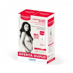 Mustela Crema Prevención Etrías - 2 unidades 250 ml + 250 ml