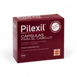 Pilexil Cápsulas para el Cabello - 100 cápsulas