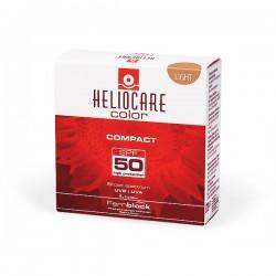 Heliocare Color Compacto Oil - Free SPF 50 Color Light - 10 g