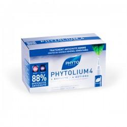 PhytoLium 4 Tratamiento Anticaída Hombre - 12 dosis