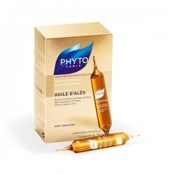 Phyto Huile D`Alés Baño de Brillo - 5 ampollas
