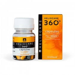 Heliocare Cápsulas 360º - 30 cápsulas