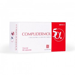 Complidermol 5 ALFA - 60 cápsulas