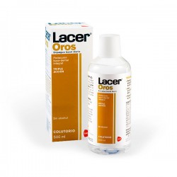 Lacer OROS Colutorio - 500 ml
