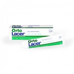 OrtoLacer Gel Dentífrico Sabor Menta - 75 ml