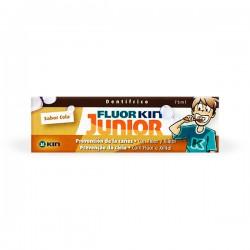 Fluor Kin JUNIOR Gel Sabor Cola - 75 ml