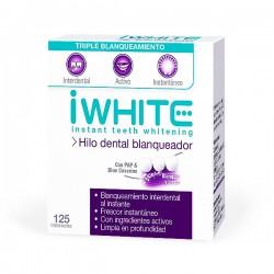 iWHITE Hilo Dental Blanqueador - 125 tratamientos