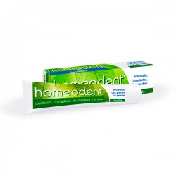 Homeodent Pasta Dentífrica Sabor Clorofila - 75 ml