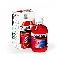 Oraldine Colutorio Antiseptico Diario - 200 ml