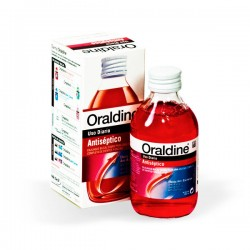 Oraldine Colutorio Antiseptico Diario - 400 ml