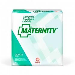 MATERNITY Compresas Tocológicas Celulosa - 25 unidades