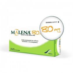 Malena 80 mg - 30 cápsulas