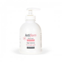 Letifem Woman Gel Íntimo - 500 ml