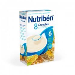 Nutribén 8 Cereales - 600 g