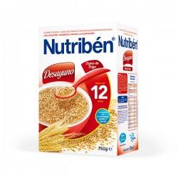Nutribén Desayuno Copos de Trigo - 750 g