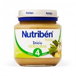 Nutribén Potito Inicio Verduras - 130 g